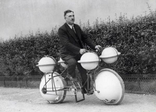 Top 30 des inventions du passé complètement dingues jamais commercialisées