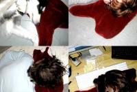 blood-pillow