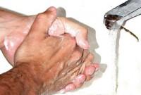 toc lave mains