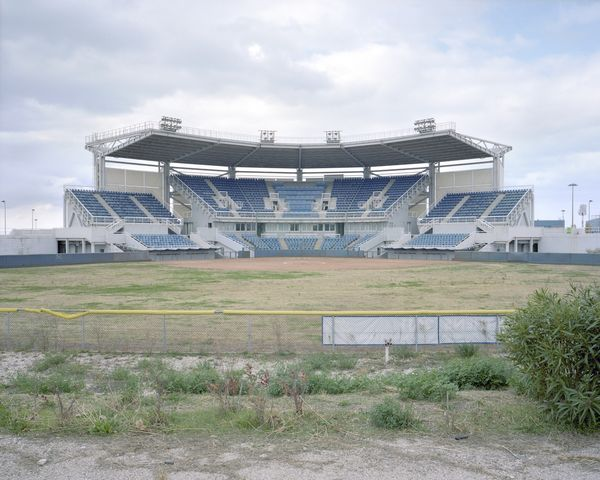 Athens 2004 – Helliniko Softball Stadium_resultat