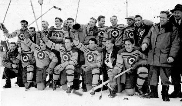 canada winners hockey 1948_resultat