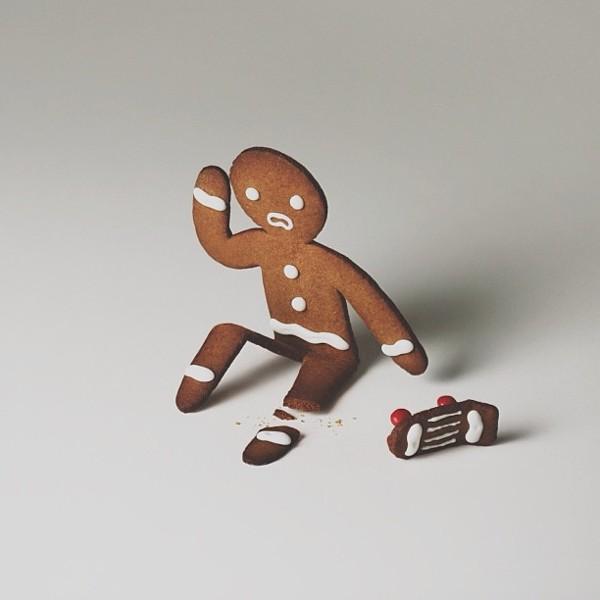 gingrebread man