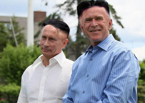 Putin_bush