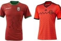 une maillots coupe du monde