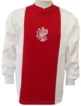 Ajax Amsterdam SHIRT 1970's