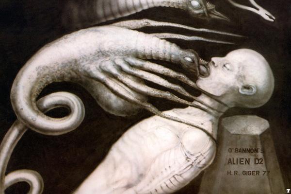 Alien-Giger-Alien_I_Facehugger_I