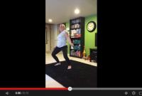 Baby booty bump   YouTube