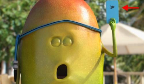oasis apple