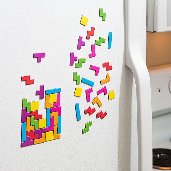 des magnets pour une tetrisation de votre frigo topito. Black Bedroom Furniture Sets. Home Design Ideas