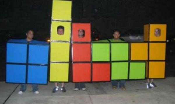 une tetris candy crush