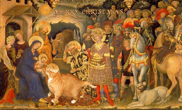 Gentile-da-Fabriano-Adoration-of-the-cat-christmas_resultat