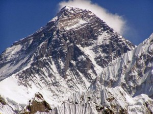 Puncak Gunung dicuri