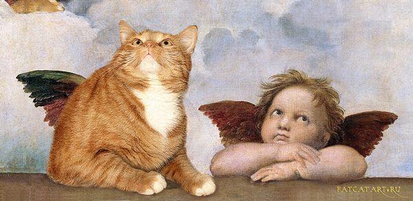 Raphael-Sistine_Madonna_Group_of_Angels-cat-w_resultat