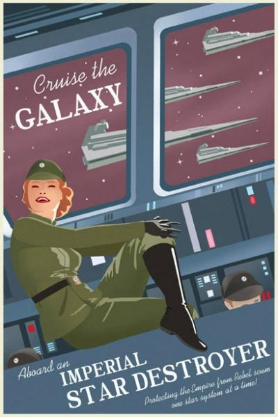 STEVE-THOMAS-STAR-WARS-TRAVEL-POSTERS-degobah-mos-eisley-imperial-propaganda-star-destoyer