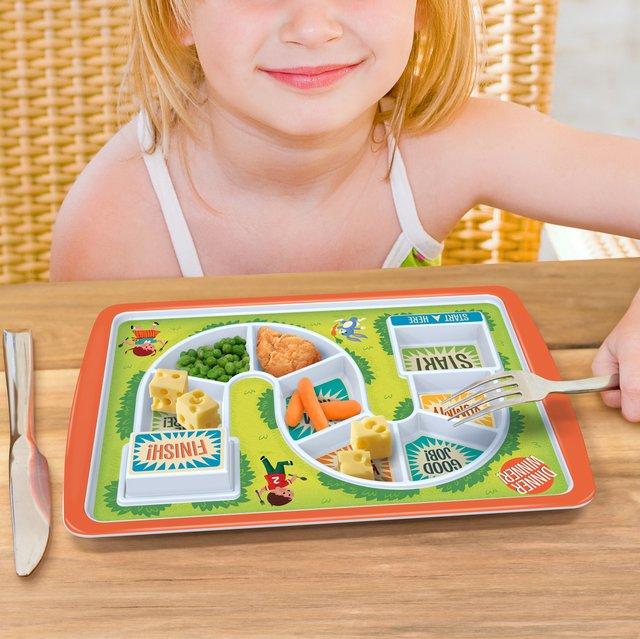Un plateau repas pour faire manger son gosse topito - Plateau repas enfant ...