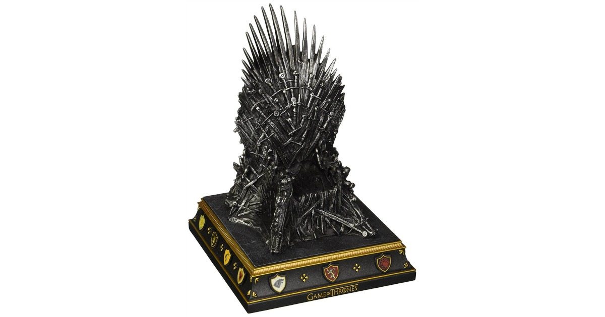 Un Serre Livres Game Of Thrones