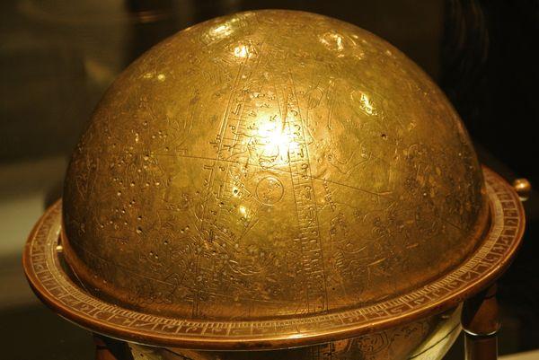 3è plus vieux globe céleste Iran 1144_resultat