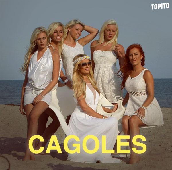 CAGOLES