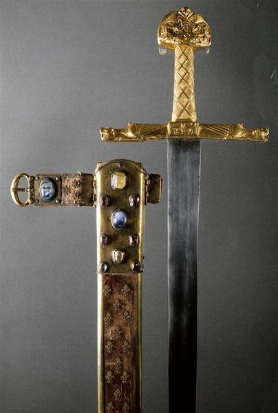 Joyeuse, épée personnelle de Charlemagne_resultat