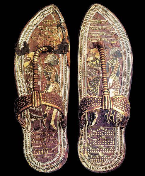 Les sandales de Toutankhamon_resultat
