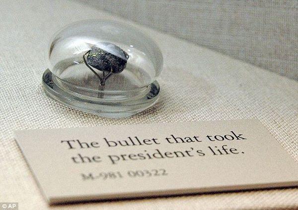 balle qui a tué Lincoln_resultat