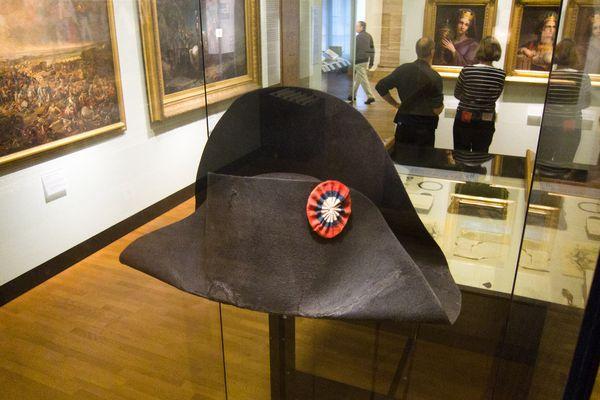 bicorne napoléon capturé par battle allemande_resultat