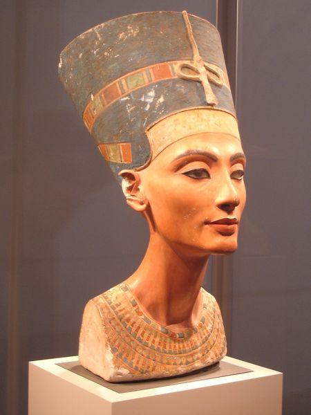 buste nefertiti, 1345 BC_resultat