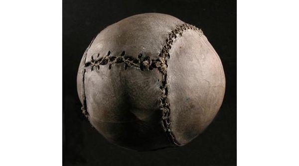 plus vieux ballon de foot, 1540_resultat