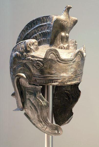 roman parade helmet, 2s AD_resultat