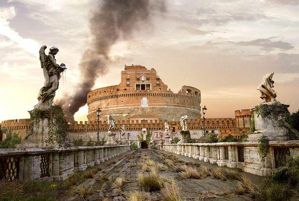 rome castel sant'angelo2_resultat