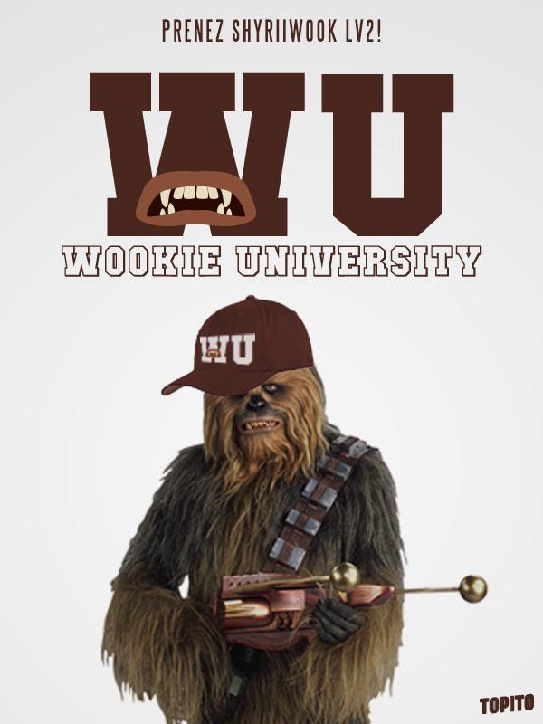 wookieuniversity