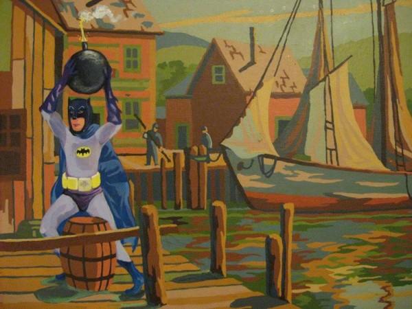 DAVID IRVINE_Batman
