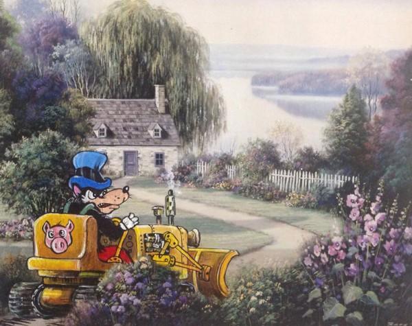 DAVID IRVINE_Disney
