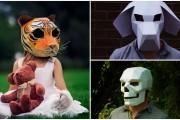 masques-papier