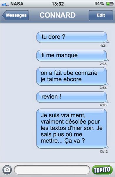 sms-bourré