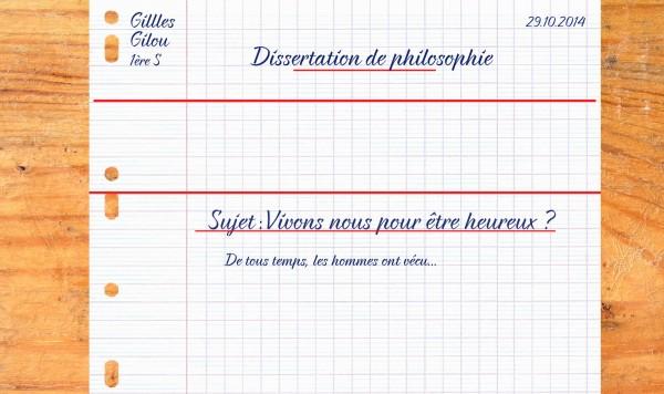 Dissertation Litterature Engagee