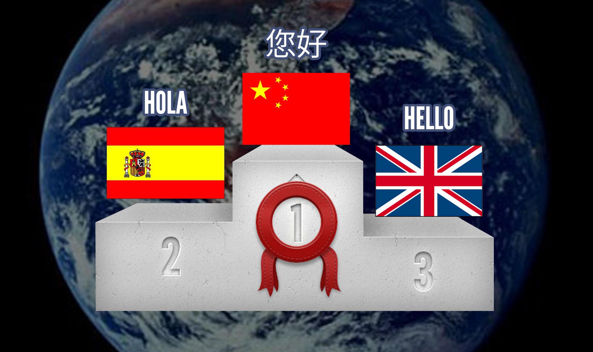 top 10 des langues les plus parl u00e9es dans le monde  et une phrase pour apprendre