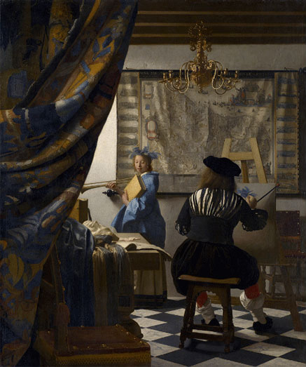 The Allegory of Painting_1