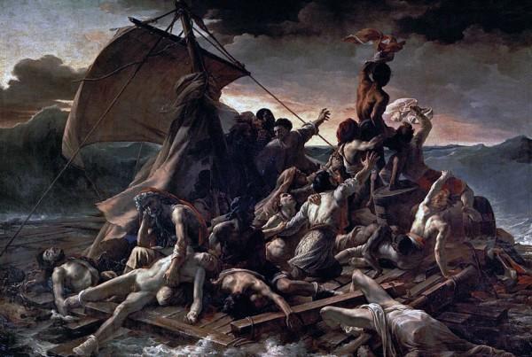 The Raft of Medusa_1
