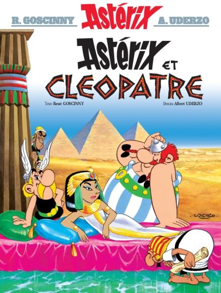 asterix cleopatre