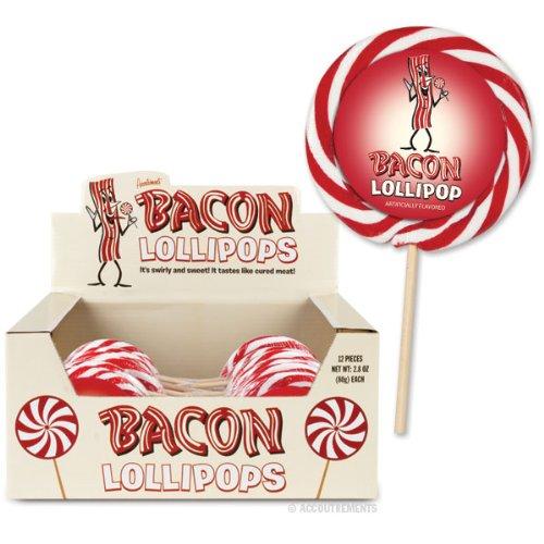bacon-sucette