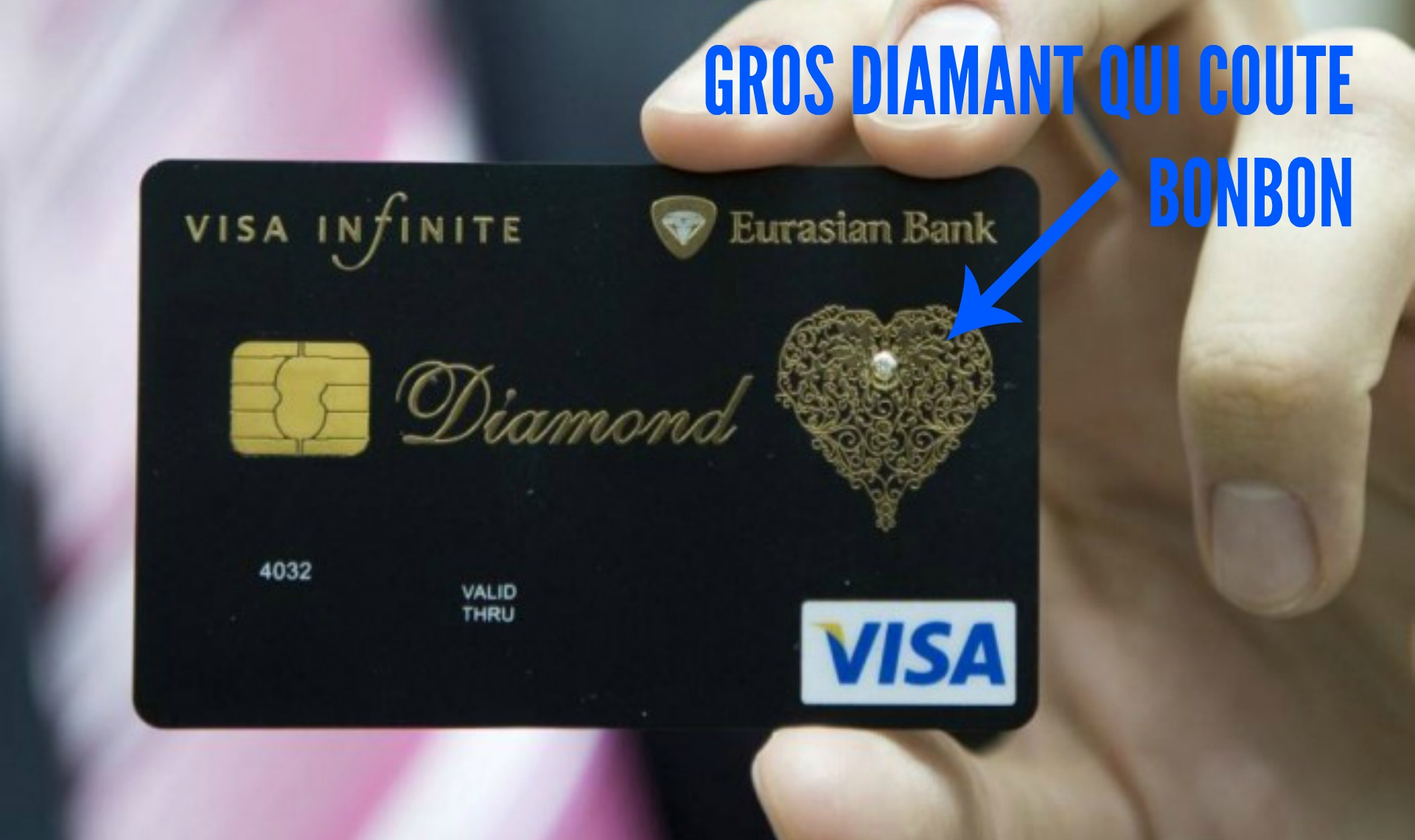 Carte Bleue Noire Infinity.Top 7 Des Cartes De Credit Pour Riches Celles Qui Montrent