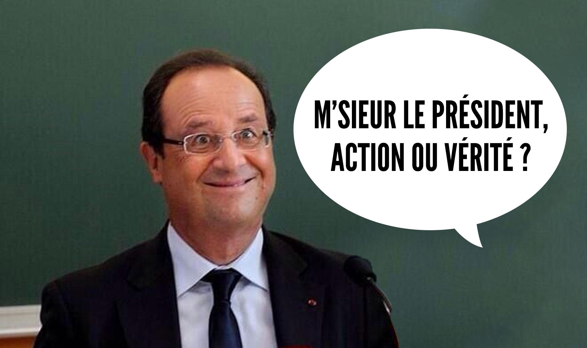HS : les unes marrantes anti Hollande du journal Le Point  Célibat et vie en