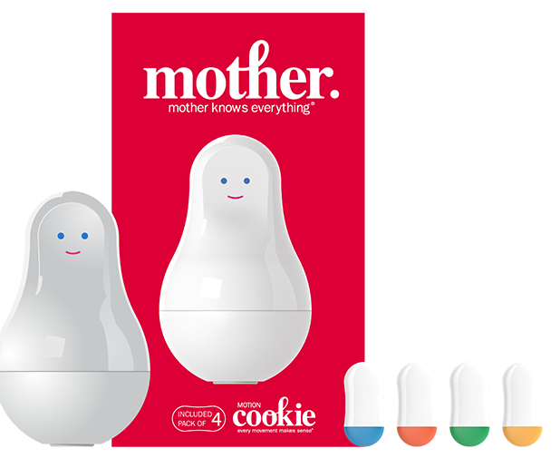 Mother L 39 Objet Connect Ultra Polyvalent Topito