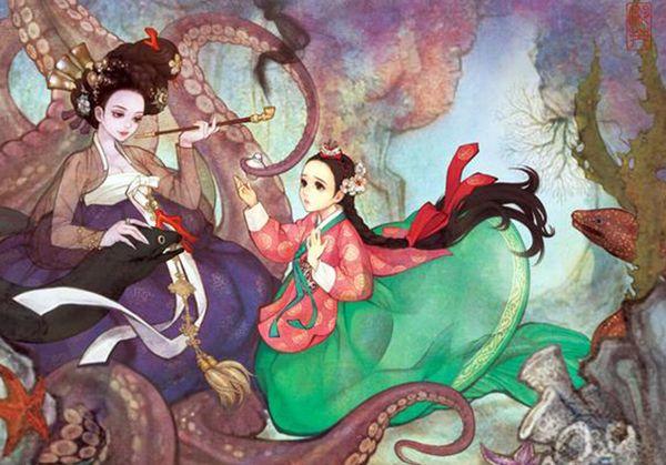 asian-korean-disney-remake-illustration-na-young-wu-12_resultat
