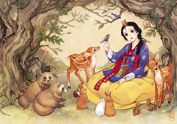 asian-korean-disney-remake-illustration-na-young-wu-1_resultat