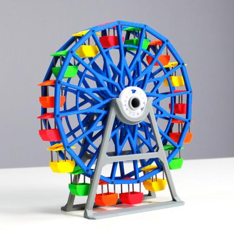 Top 10 des jouets 3D à imprimer chez soi, pour un Noël économique