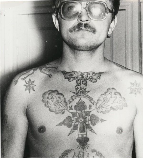 Top 15 Des Tatouages De Prisonniers Russes Decodes Le Message