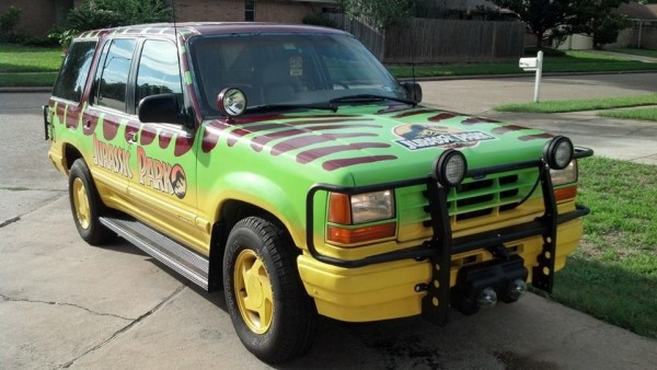 Jurassic Park Custom