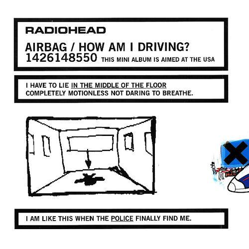 Radiohead_-_Airbag_EP